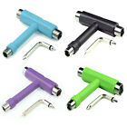 Colors Hot Skate T TOOL Skateboard Longboard Metal All In One Tool High Quality