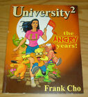 University2 TPB FN frank cho's liberty meadows graphic novel 1996 angry years