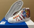 Adidas Originals Rita Ora Superstar Up W Dragon Print Pink Black White B26723
