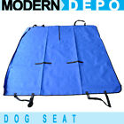 Waterpoof Dog Pet Seat Cover Car Protector Hammock Blanket Mat Rear Bench