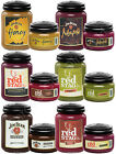 The Candleberry Co Jim Beam Scented Candle Jar 10oz & 26oz Choice of Fragrances