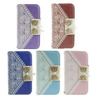 1PCS Latest Fresh Cute Flip Wallet Leather Case Cover for iPhone 4 4S 4G
