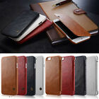 1pcs Latest Luxury Leather Magnetic Cover Wallet Case For iPhone 6 Plus 5.5 inch