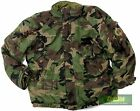 "GENUINE SLOVAKIA SLOVAKIAN ARMY COLD WEATHER JACKET COAT in M97 CAMO 48"" CHEST"