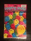 Childrens Party Loot Bags Various Designs Happy Birthday Bear Clown Balloons etc