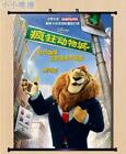 Anime Movie Zootopia Home Decor Wall Scroll Poster 40*55CM & 60*80CM Z226