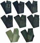 Boys Assorted Colours Daniel Lei Designer Fashion Jeans 9 to 14 Years (8 Styles)