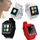 For Android & IOS For iPhone For Samsung Bluetooth Smart Wrist Watch Smartphone