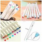 8 Pcs Cute Korean Style Stationery Watercolor Pen Gel Pens Kit Color Kandelia