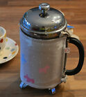 HAND MADE 8 CUP CAFETIERE COSY LARGE IN SCOTTIE DOG, SPOTS, CUPS & OTHERDESIGNS