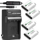 EN-EL19 Battery + Charger for Nikon Coolpix S3100 S3300 S3500 S6500 S4100 S4300