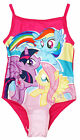 Girls My Little Pony Fluttershy Rainbow Dash MLP Swimming Costume 2 to 6 Years