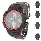 Chic Unisex Waterproof WristWatches Digital Army Sports Cool Crashproof Watches