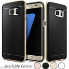 Hard Bumper Hybrid Soft Rubber Shockproof Case Cover For Samsung Galaxy Model