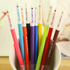 Stationery Watercolor Pen Cute Gel Pen Multicolor Ink Diamond Color 2/10X Pop