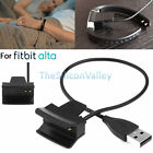 2x USB Charging Cable Replacement Charger Cord for Fitbit Alta Watch Tracker New