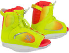 RONIX LUXE Boots 2016 highlighter Wakeboard Bindung