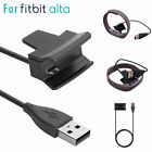 5 Pcs 3Ft / 1Ft USB Charging Cable Replacement Cord for Fitbit Alta Smart Watch