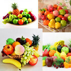 Внешний вид - Useful Variety Fruits Plastic Decor Fruit Kitchen Realistic Food DIY Home Decor