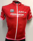 2013 Giro d'Italia Sprinters (Red) Short Sleeve Cycling Jersey - by Santini