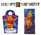 WINNIE THE POOH Birthday Party Tableware & Accessories (Purple) {Lotus}