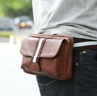 New Faux Leather Fashion Mens Womens Fine Quality Military Waist Packs-BY-001