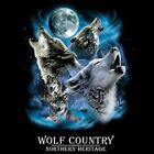 Wolf CountryLadies Womens Tank Top Pick Your Size