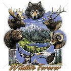 Wild Life Forever Ladies Womens Tank Top Pick Your Size