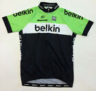 2014 Belkin Summer Cycling Jersey Made in Italy by Santini