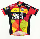 2015 Cinelli Chrome Cycling Jersey - Made in Italy by Santini