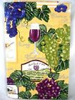 Assorted Sizes Grape Vines Wine Vineyard Tour Vinyl Tablecloth FREE SHIPPING