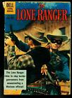 The Lone Ranger #137 1961- Clayton Moore Photo cover- Dell Western- G-