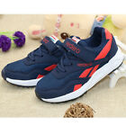 New Boys Girls Air Sport Sneakers Shoes Running Kids Youth Athletic Laces Shoes