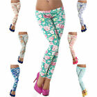 Leggings Gogo Hose lang Strumpfhose Leggins Shorts Clubwear Party Legings Größe