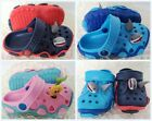 Kids Toddler Summer Sandals Clog Slippers Garden Shoes Sharks Mermaid Style