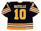JEAN RATELLE Boston Bruins 1978 CCM Vintage Throwback Away NHL Hockey Jersey