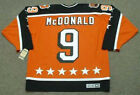 LANNY McDONALD 1984 Campbell All Star CCM Vintage Throwback NHL Hockey Jersey