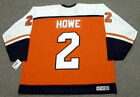 MARK HOWE Philadelphia Flyers 1987 CCM Throwback Away NHL Hockey Jersey