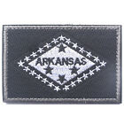 USA Arkansas AR STATE FLAG ARMY MORALE TACTICAL MILITARY BADGE 3D PATCH