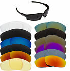 New SEEK OPTICS Replacement Lenses for Oakley WIND JACKET - Multiple Options