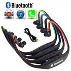 Lot Stereo Wireless Bluetooth Headset sports Headphones For iPhone Samsung LG