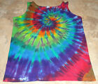 MADE IN THE USA Tie dye dyed womens shirt tank top Small Medium Large XL 2XL 3XL