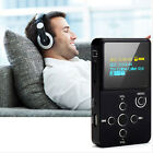 XDUOO X2 Digital Professional Audio/Music Player OLED Screen -Black/Silver