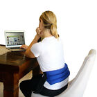 My Heating Pad- Adjustable Lumbar Back & Abdomen Microwaveable Heat Therapy Pack