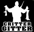 Critter Gitter #vh0009 Squirrel, Squirrel Hunting, Auto Decals And Hunting