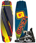 OBRIEN CONTRA IMPACT 137 2014 inkl. DEVICE Boots Wakeboard Set inkl. Bindung
