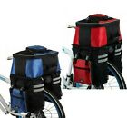 ROSWHEEL Bicycle 68L 3 In 1 Bike Rear Rack Tail Seat Trunk Bag Pannier 2-Colors
