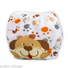 Baby Infant Reusable Washable Cloth Diaper Kids Nappy Cover Diapers Adjustable