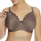 Freya Pure Underwired Moulded Nursing Bra Ombre Brown 1581 NEW Select Size