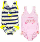 Girls Baby Very Cute Nautical Stripe Sail the Sea Swimming Costume 3 - 24 Months